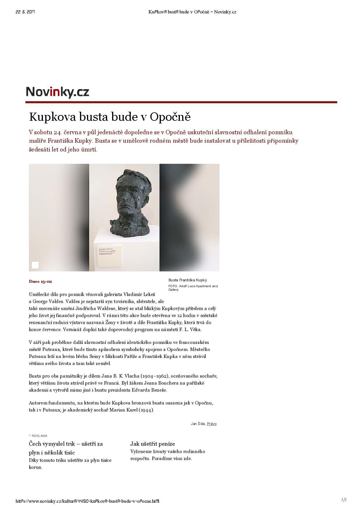 Novinky.cz, 22.6.2017