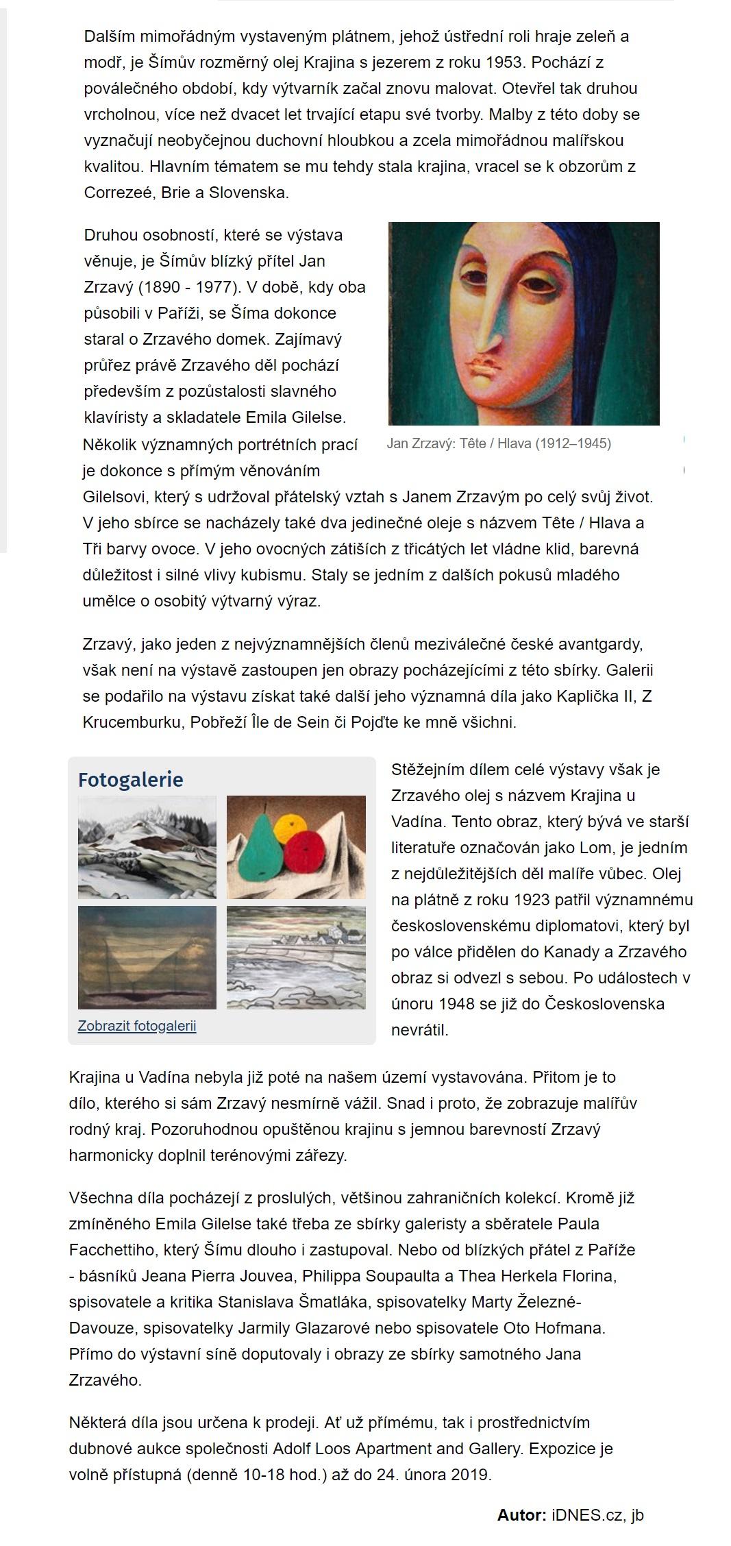 iDNES.cz, 16.2.2019