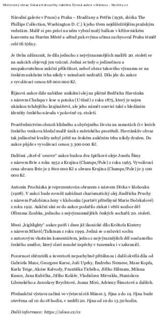 Novinky.cz, 5/10/2019, 2/2