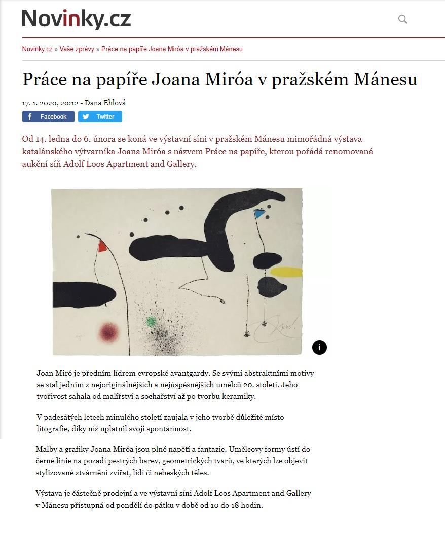 novinky.cz, 17.1.2020
