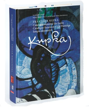 František Kupka: Catalogue Raisonné, Vladimír Lekeš, Catalogue Raisonné