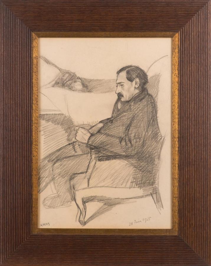 Malíř Maurice Utrillo