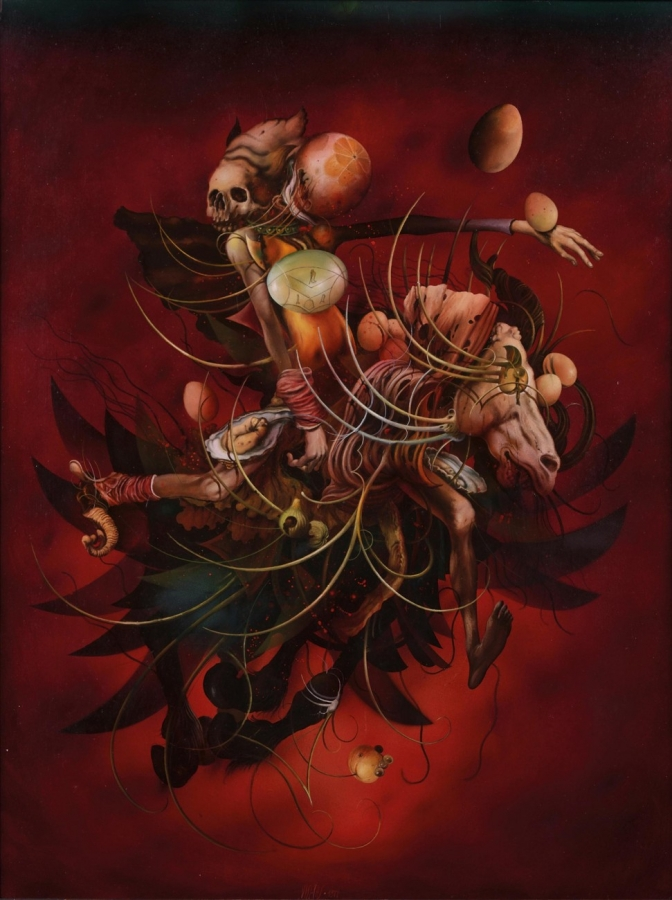 Tanec Smrti – Der Apokalyptische Reiter