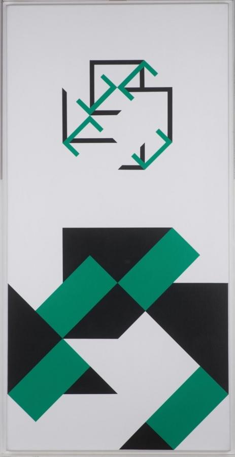 Dělené čtverce a kosočtverce, dvě dimenze