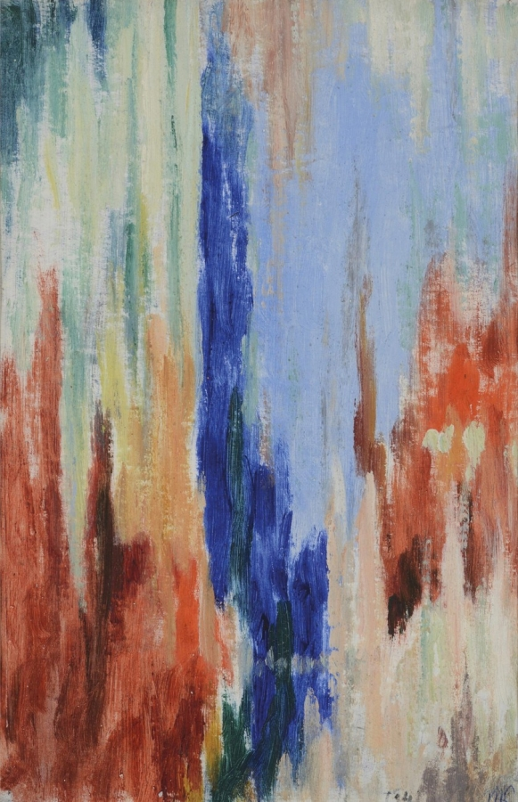 Abstraktní kompozice
