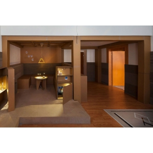 Part Of The Original Furnishings Has Been Renovated And Installed In Prague Adolf Loos Apartment Gallery S Es Learn More About Model