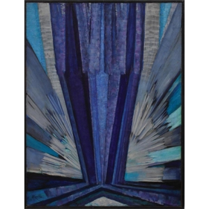 František Kupka, Form of Blue, 1913