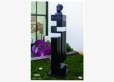 památník Františka Kupky v Paříži - Puteaux