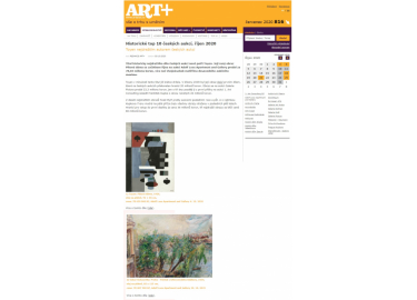 Artplus, 5. 10. 2020